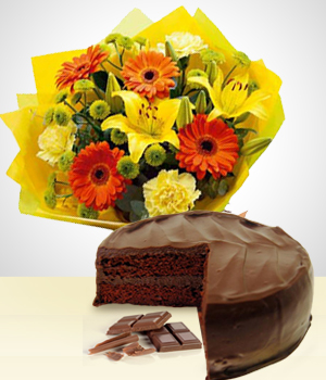 Flowers to  Combo Doce Primavera